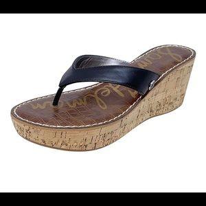 Sam Edelman wedge sandals